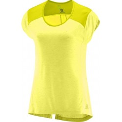 Salomon Let The Sun Shine Tee Maglietta Multisport