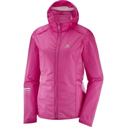 Salomon Lightning Wind Hoodie Women'S Giacca Running