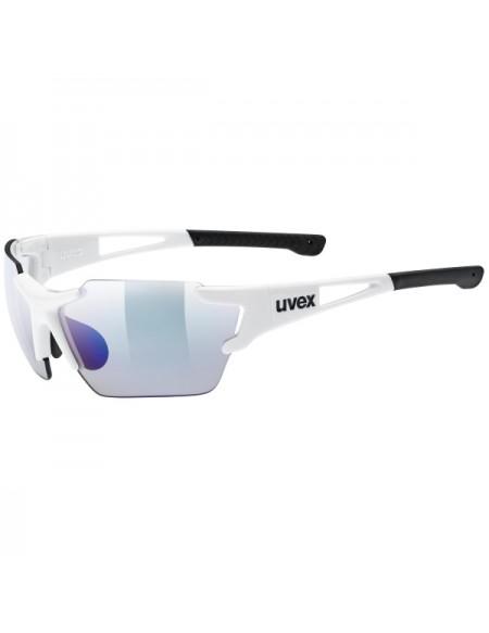 Uvex Sportstyle 803 Race V Small White Occhiali