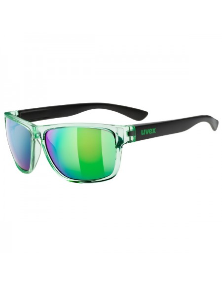 Uvex Lifestyle Lgl 36 Colorvision Occhiali Green