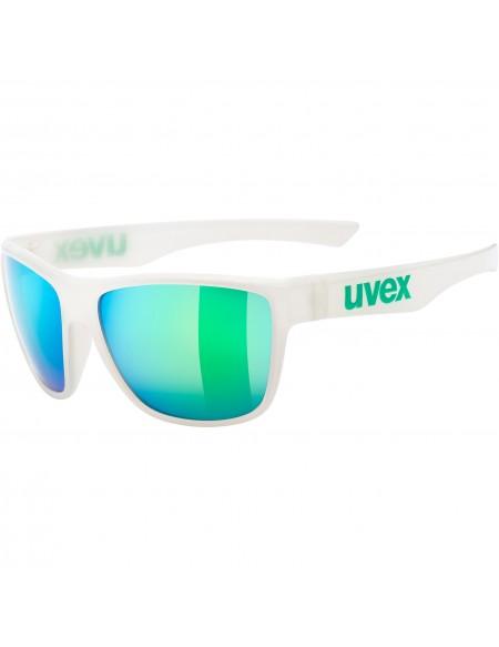 Uvex Lgl 41 Lifestyle White Occhiali