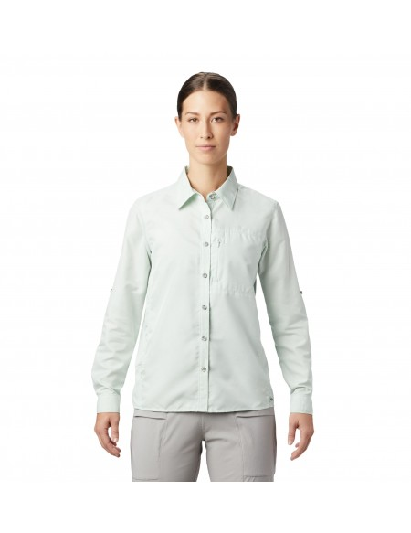 Mountain HardWear Canyon Long Sleeve Shirt Donna