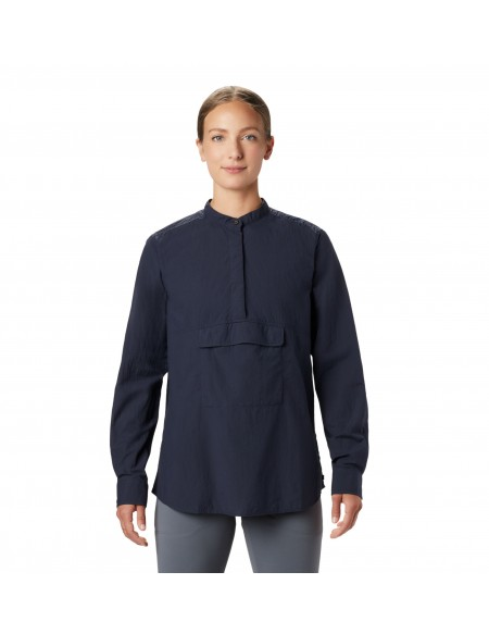 Mountain HardWear Camp Oasis Long Sleeve Shirt Donna