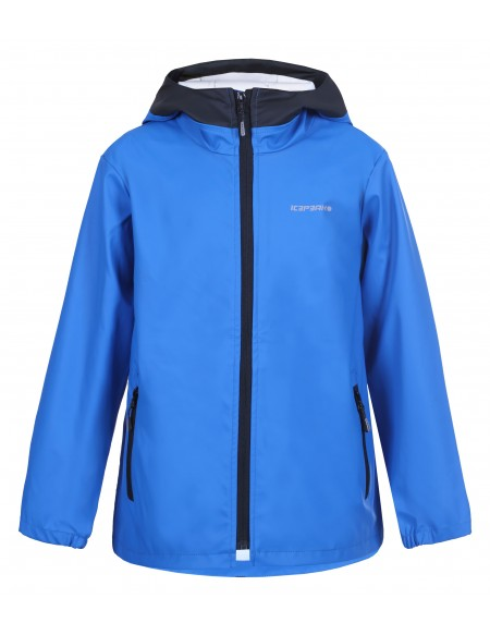 Icepeak Tatum Jr 9/10 Anni Jacket Pioggia