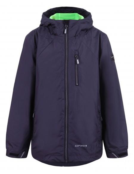 Icepeak Rouge Jr 9/10 Anni Jacket Pioggia
