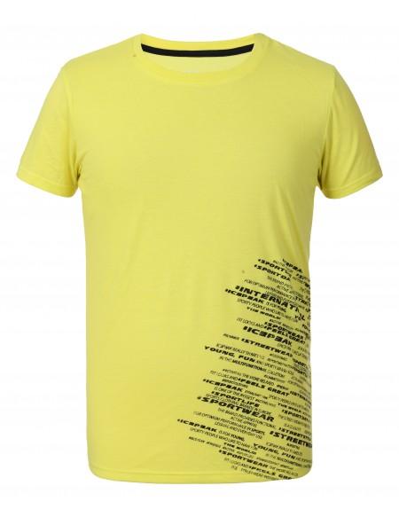 Icepeak Egor T-Shirt M/C Tempo Libero Uomo