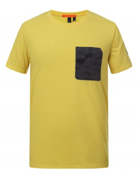 Icepeak Cash T-Shirt M/C Tempo Libero Uomo